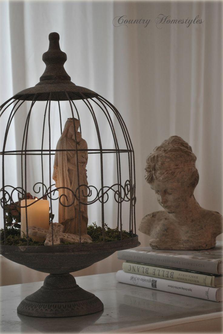 8 besten Shabby Kerzen Deko Ideen Bilder auf Pinterest   Kerzen deko ...