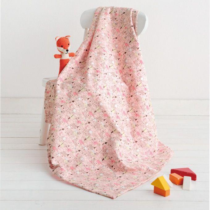 赤ちゃんを包むだけで夜泣き対策に!簡単便利な おくるみの作り方(ベビー) | ぬくもり