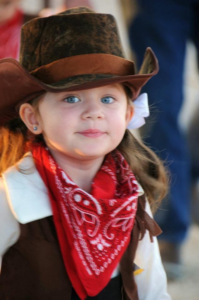 Little cowgirl  Photography by: Isaac Chambers