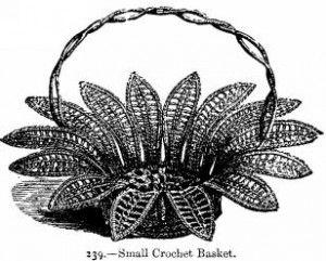 a little basket pattern