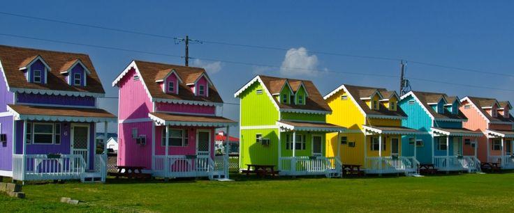 Mini huizen bieden een gepaste oplossing op verschillende manieren.