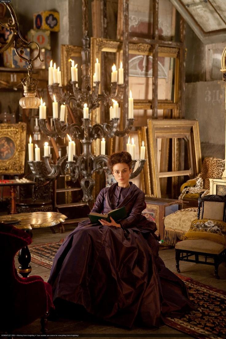 Keira Knightley/ANNA KARENINA
