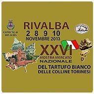 Mostra Mercato Nazionale del Tartufo Bianco delle Colline Torinesi  a Rivalba (TO) Info su http://www.parallelo45.com/p45eventi_evento.asp?Id=9806&Cat=19 #fiere #sagre #tartufo #piemonte