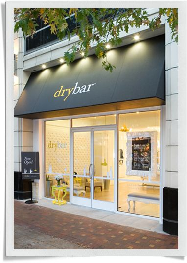 Premier Blow Dry Bar In Bethesda Md