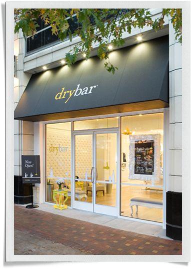 Premier blow dry bar in Bethesda, MD