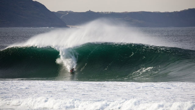 Praia do Norte | Bodyboard. Video by BlackInk. | Nazaré, Portugal