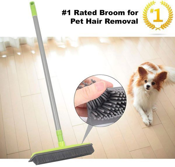 The Furwell Broom All In One Allinone Broom