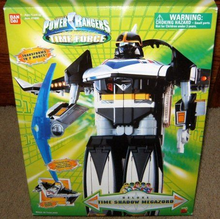 Power Rangers Time Force Time Shadow Megazord Deluxe Action Figure ** Be sure to check out this awesome product.Note:It is affiliate link to Amazon.