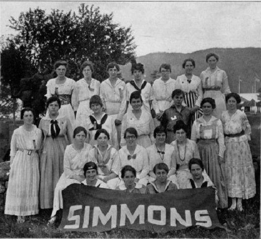 Boston University Women Sports History 63