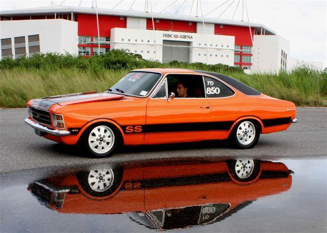 Chevrolet Opala SS - 1979