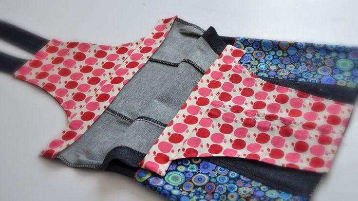 tuto patron de couture pdf robe salopette enfant 2 ans, 4 ans, 6 ans, 8 ans, 10 ans et 12 ans robe late summer de lou&me