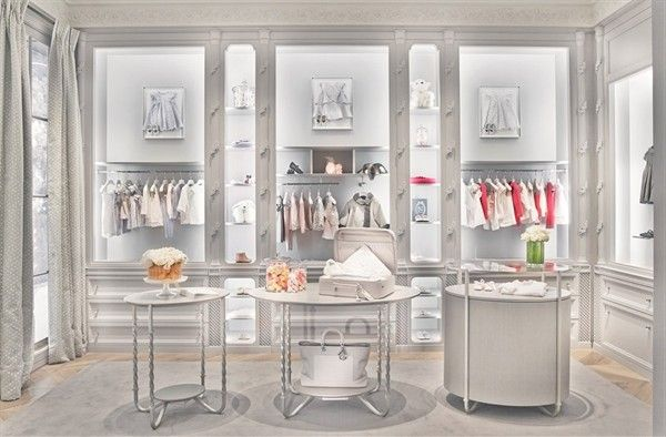 Dior Opens A New Baby Dior Boutique Singapore 4