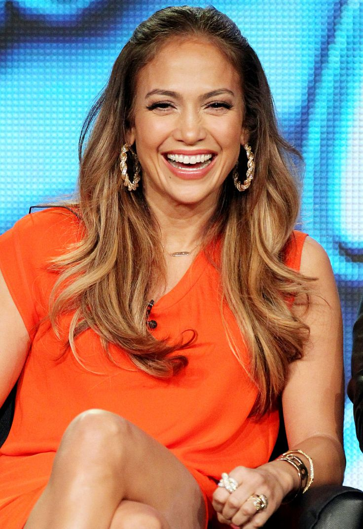 Jennifer Lopez's Best Hairstyles Ever: Sunkissed Ombre