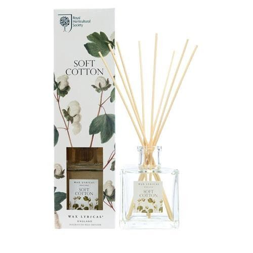 Wax Lyrcial soft cotton reed diffusers