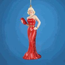 9 best Marilyn Monroe Christmas Ornaments images on Pinterest ...
