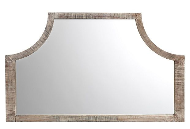 Ariana MirrorBarlow Wall, Guest Room, Ariana Mirrors, Wall Mirrors, Aria Mirrors, Acacia Wood, Aria Wall, Wood Frames, Whitewash Finish