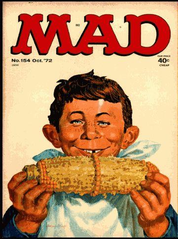Mad Magazine Covers