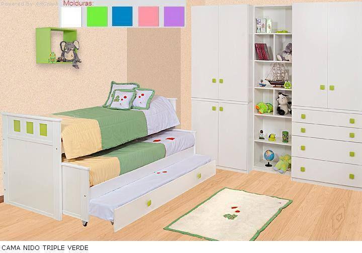 #Dormitorio #Niño Infinity, más info en http://bit.ly/1gZfChV