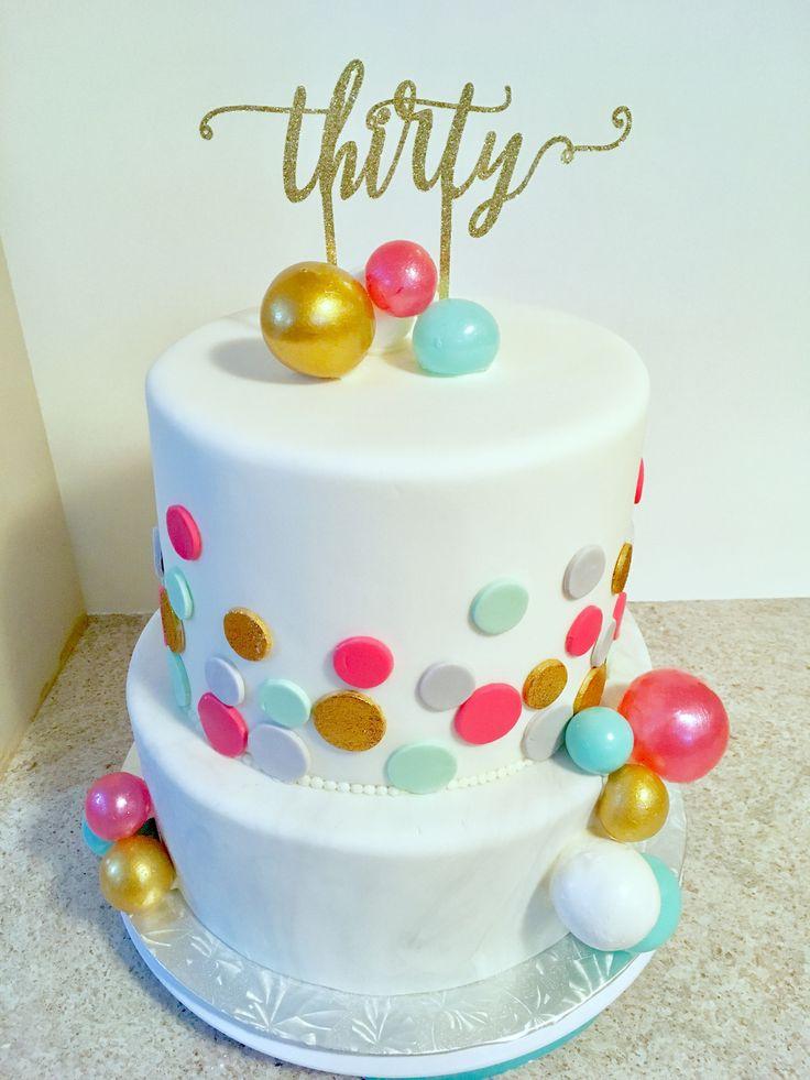 17 Best Ideas About 2 Tier Birthday Cakes On Pinterest