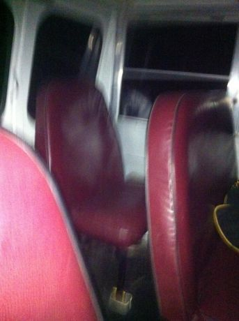 School bus seat empty or is it? - Figures and faces - Gallery - Ghost Mysteries Discussion Forums