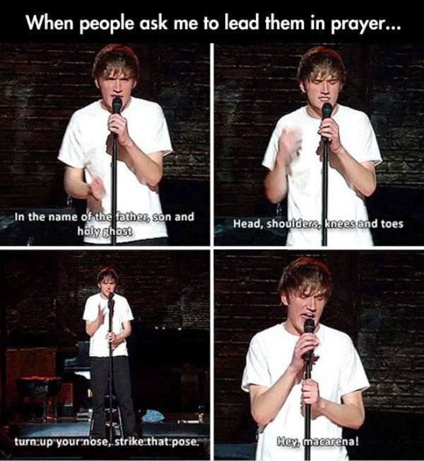 I love Bo Burnham! I also used to be able to do that whole rap.