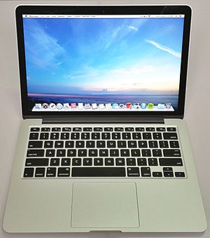 Macbook Pro (2006-) The Professional Notebooks