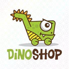 Dino+Shop+logo