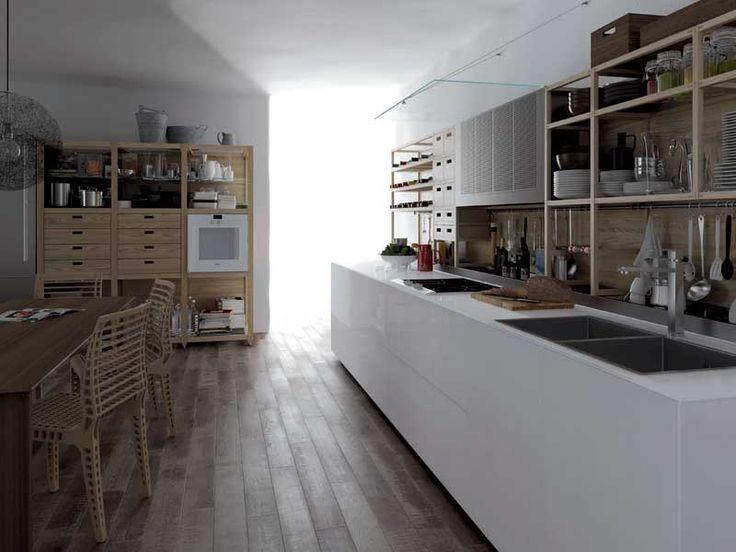 Cucina Artematica Vitrum U0026 SineTempore Di Valcucine