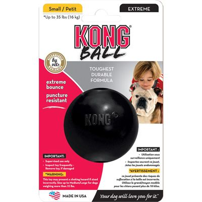 Kong Extreme Ball Dog Toy Small « Blast Groceries