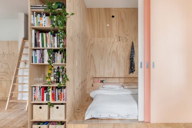 Six stylish micro-apartments around the world