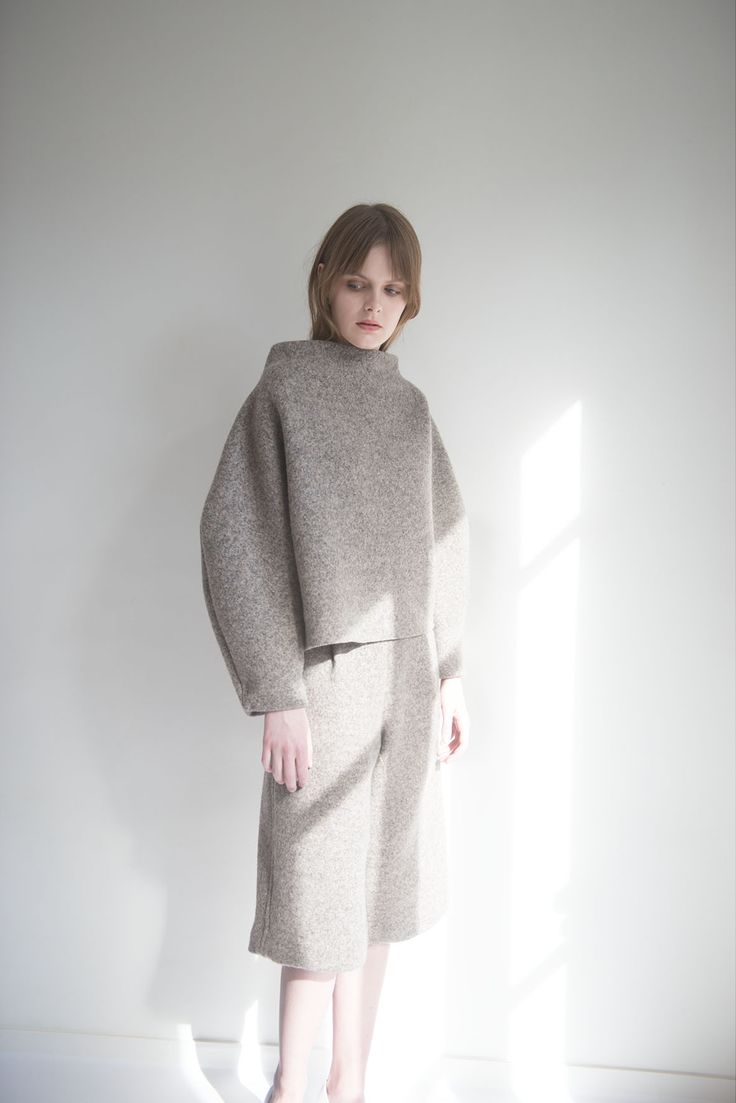 Mansa Sweater by Katharina Gruber. Shop online in #WeAreSelecters Stores