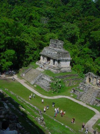 Chiapas    Palenque, Mexico