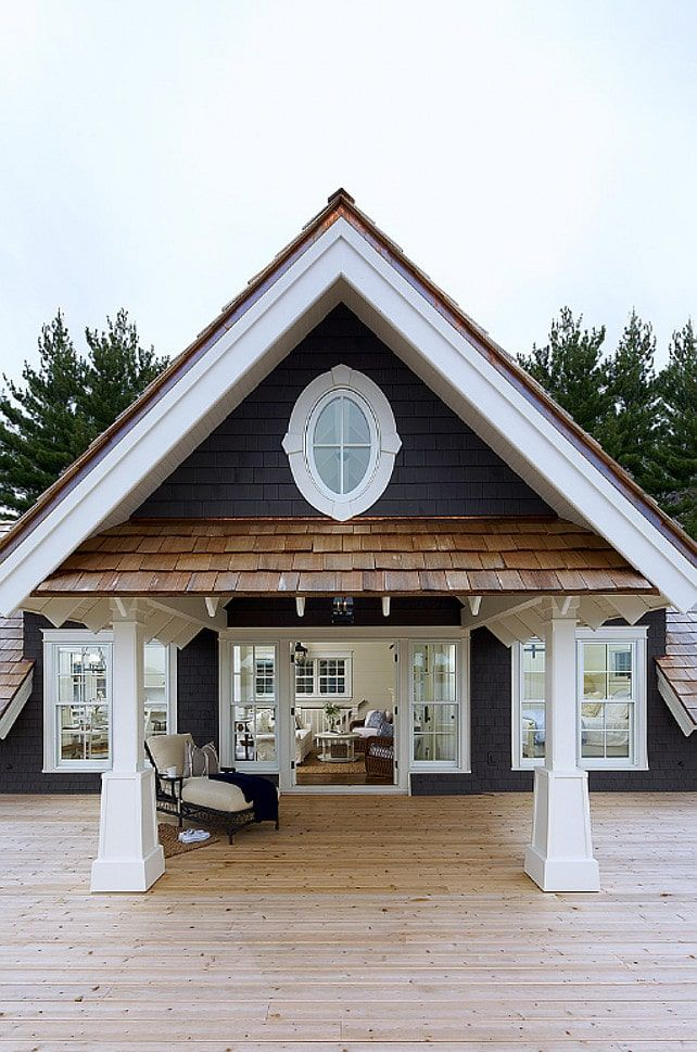 Exterior House Colors 50 Shades Of Grey Siding Cottage