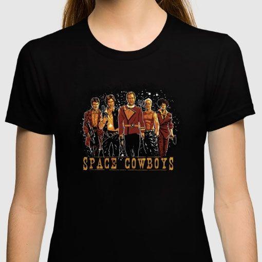 Space Cowboys Shirt - $22 ⋆ Fandom Gifts!
