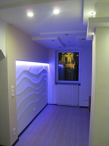 design by Xenia Studio with LED lighting