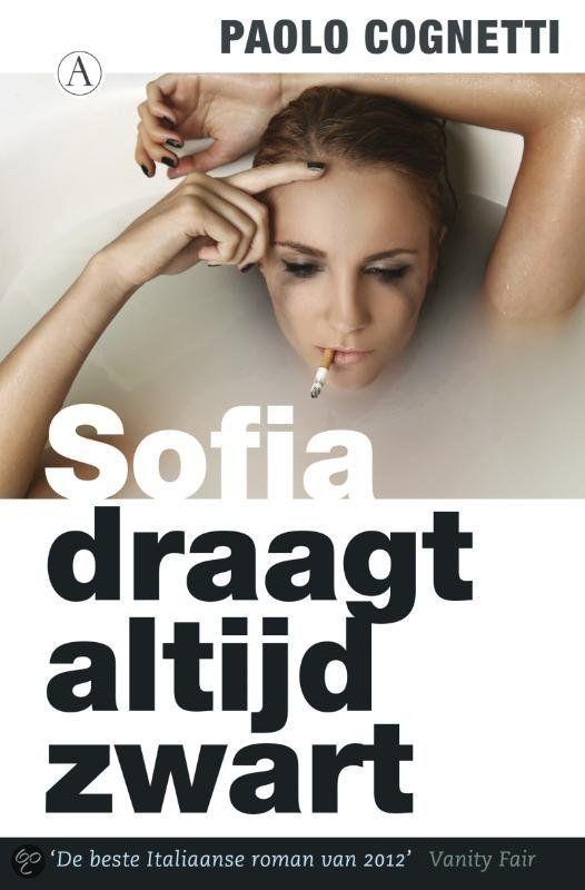 Sofia draagt altijd zwart - Paolo Cognetti