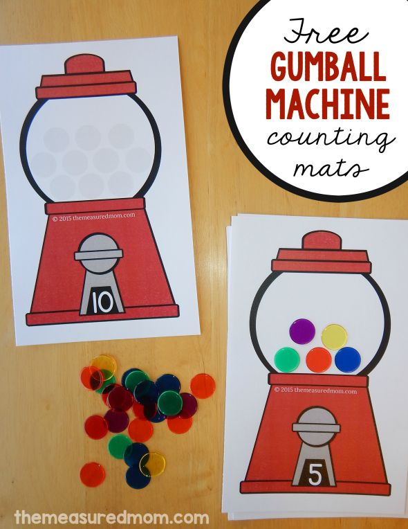 17 Best ideas about 1 To 1 Correspondence Preschool on Pinterest ...