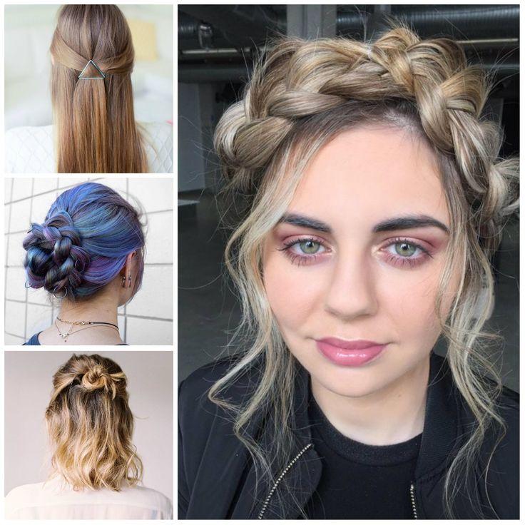 fcilaideas de peinados para nias fabuloso