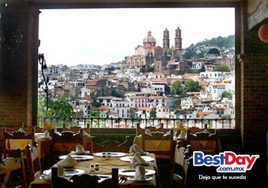 Escapa de la rutina y haz que tus vacaciones en #Taxco sean sumamente relajantes reservando en Posada de la Misión. #BestDay #OjalaEstuvierasAqui