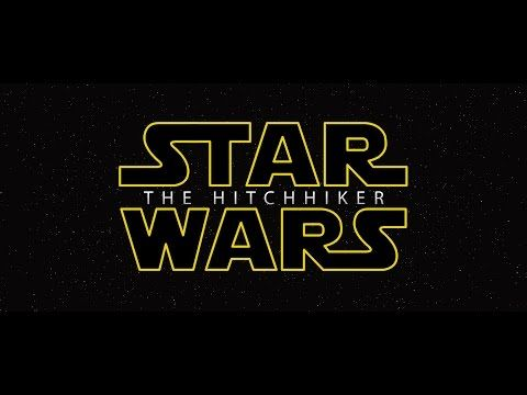 Star Wars / The Hitchhiker / Element 3D - YouTube