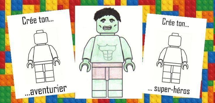 Voici 20 dessins et modèles de Lego à imprimer gratuitement chez vous, un bon moyen d'occuper les fans de constructions ! Pour imprimer un coloriage LEGO chez vous, il vous suffit de cliquer dessus, il va alors s'ouvrir dans une fenêtre Pop Up et vous n'aurez plus qu'à appuyer sur ...