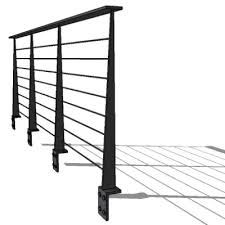 contemporary iron banister - Google Search