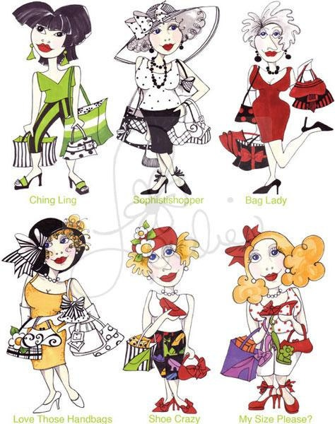 Gone Shopping I Embroidery Design Collection  CD by loraliedesigns, $59.00