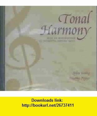 Tonal Harmony With an Introduction to TwentiethCentury