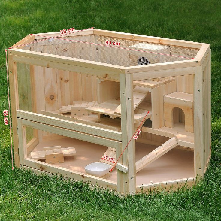 Awesome ideas for guinea pig hutch and cages diy guinea for How to build a hamster cage