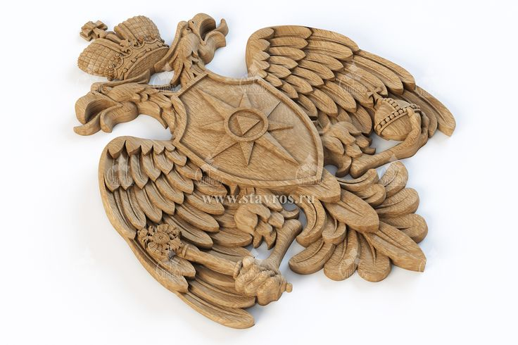 Герб МЧС России #герб #эмблема #геральдика #МЧС  The emblem of Ministry of emergency situations of Russia #emblem #heraldry #wood