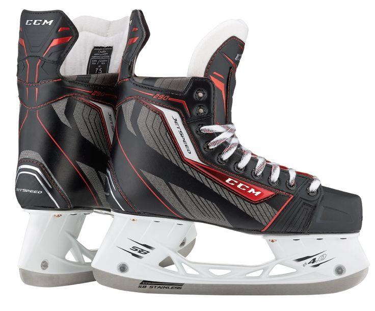CCM JetSpeed 290 Skates, Hockey Skates | HockeySupremacy.com
