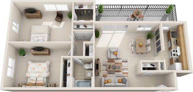 Braddock Lee Apartments In Alexandria Va 22302 1 2 Bed 1 Bath Rentals 23 Photos Trulia Apartment Rental Trulia