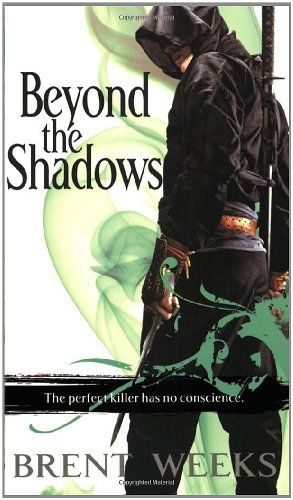 Beyond the Shadows (Night Angel #3) by Brent Weeks.