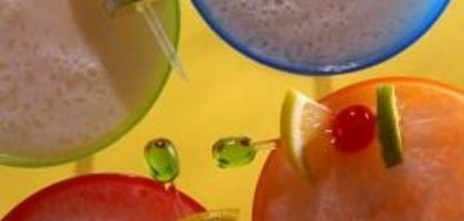 Frozen Drinks Made With Malibu Rum | eHow